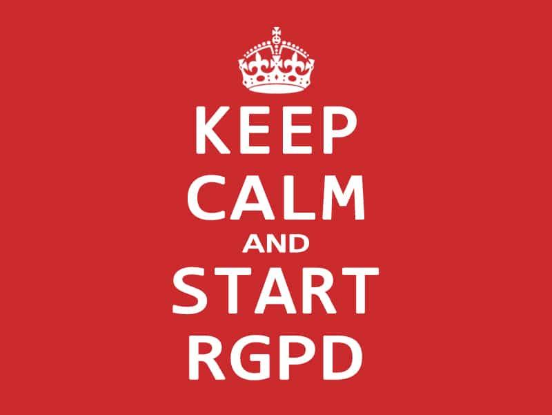 Règlement Général sur la Protection des Données RGPD DGRP