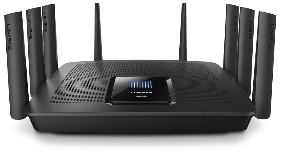 routeur Linksys AC5400