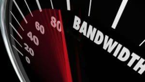 bande passante entreprise fibre optique pro front