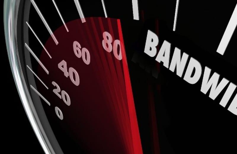 bande passante entreprise fibre optique pro