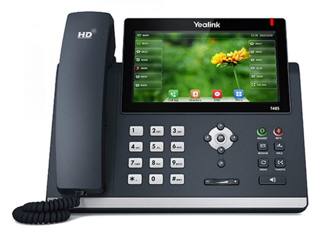 Téléphone SIP T48s