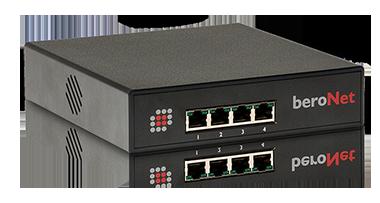 beroNet Passerelle Small Business Line VoIP Gateway