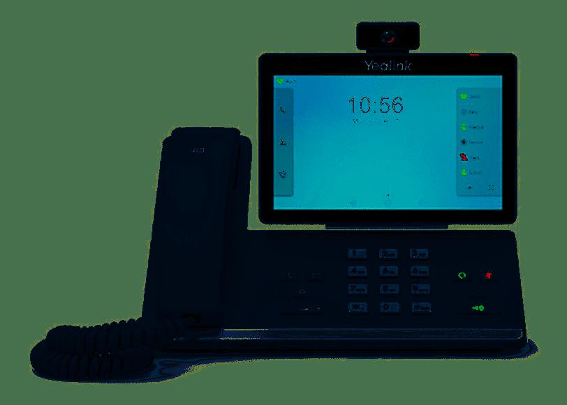 téléphone IP Centrex SIP-T58